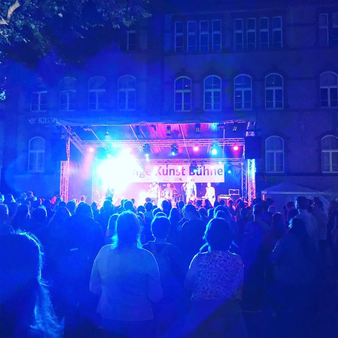 Junge Kunst Bühne_Kassel